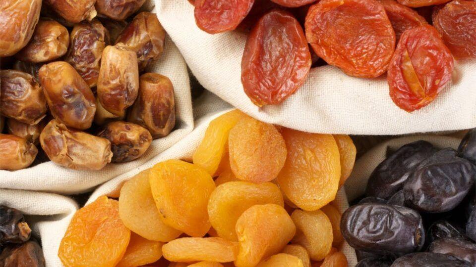 Frutas secas – Quais são, benefícios e como consumir