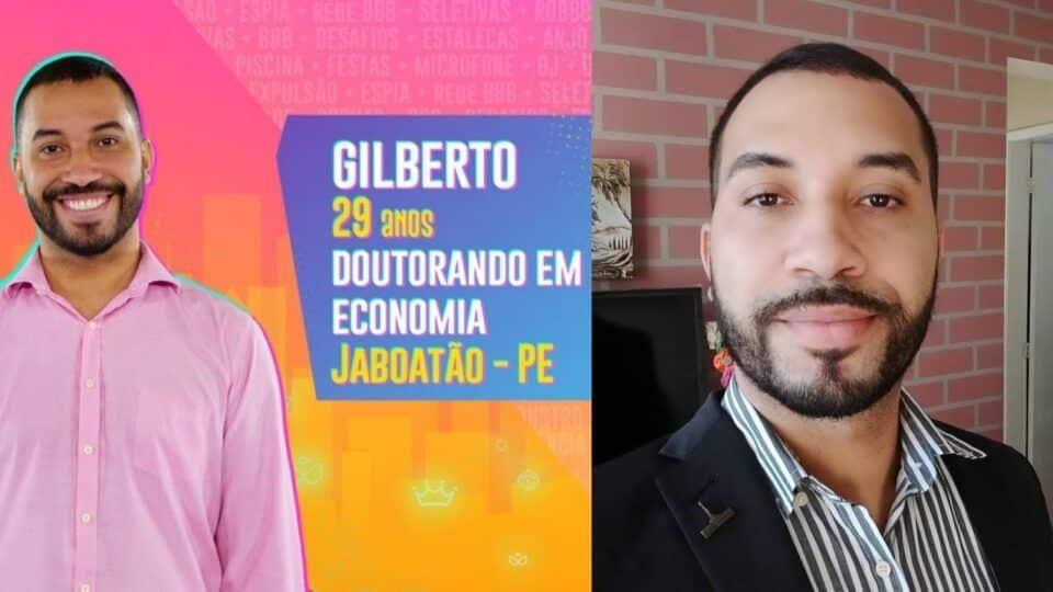 Gilberto, quem é? Biografia, história de vida, curiosidades e BBB21
