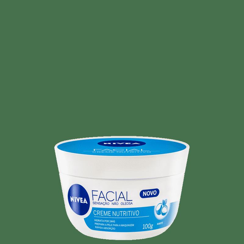 Creme Facial Nutritivo, Nivea