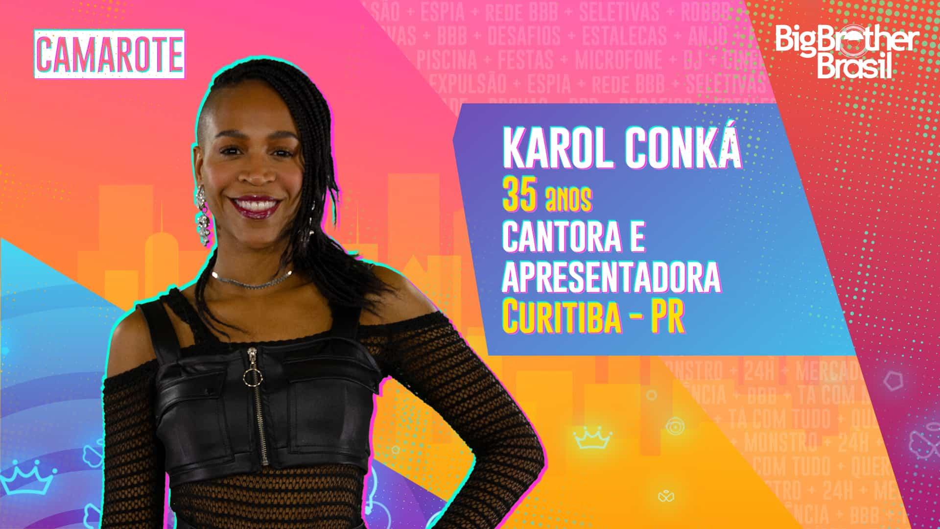 karol conka bbb21