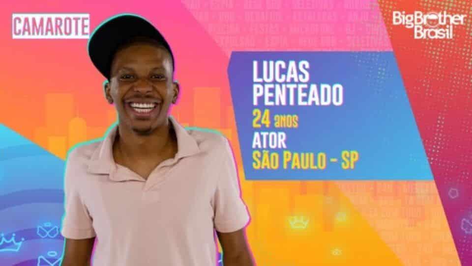 Lucas Penteado, quem é? Biografia, carreira, representatividade e BBB 21