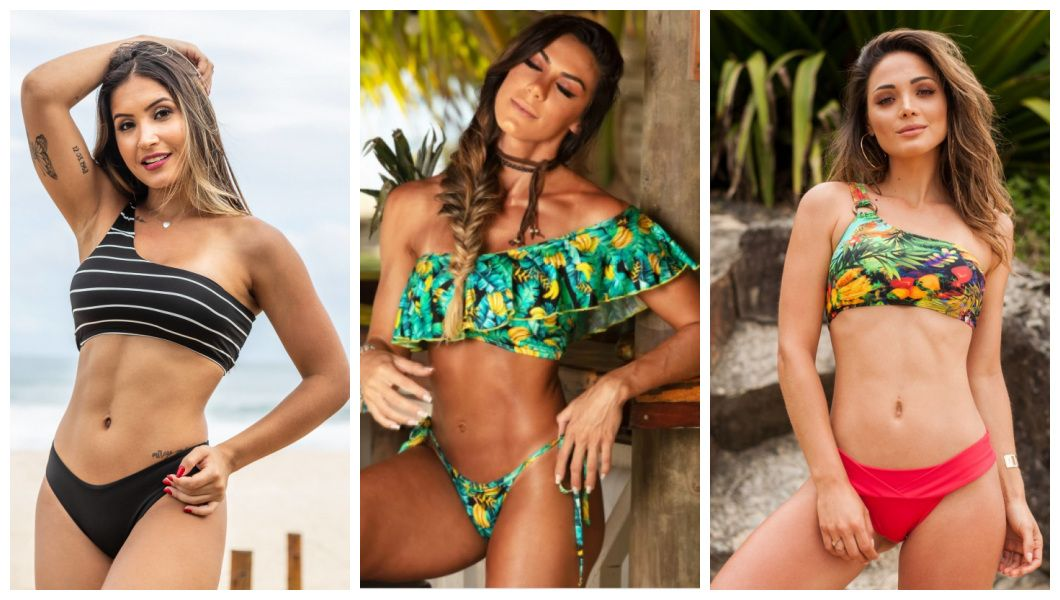 modelos de biquini os principais modelos que estao bombando no verao 11 - Modelos de bikini: los principales modelos que están fuera de casa en el verano.