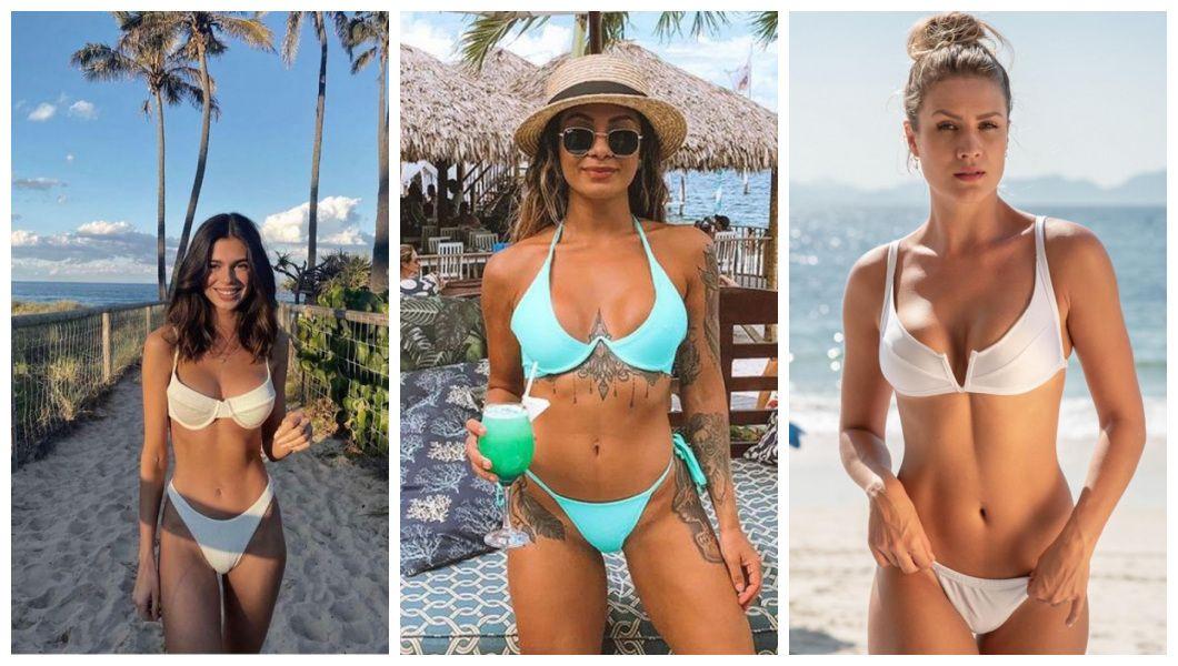 modelos de biquini os principais modelos que estao bombando no verao 6 - Modelos de bikini: los principales modelos que están fuera de casa en el verano.