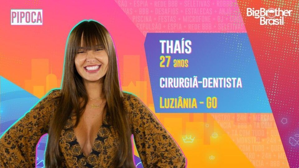 Thaís Braz, quem é? Biografia, personalidade e BBB 21