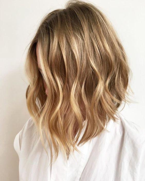 cabelo loiro como cuidar variedade de tons e inspiracoes 10 - Cabello rubio - Variedad de tonos, cómo cuidar e inspiraciones