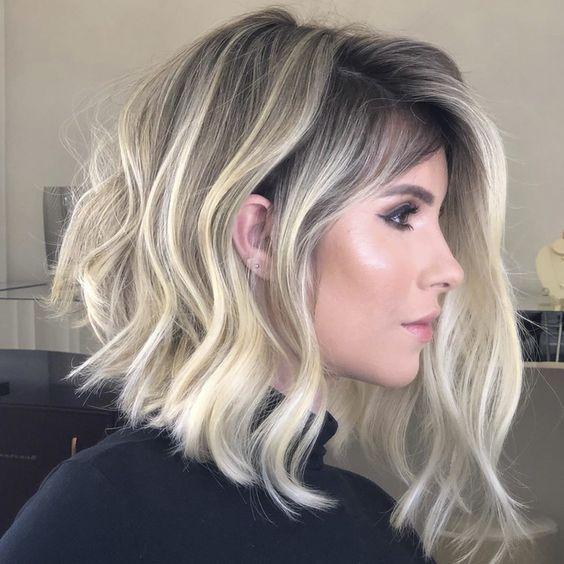 cabelo loiro como cuidar variedade de tons e inspiracoes 11 - Cabello rubio - Variedad de tonos, cómo cuidar e inspiraciones