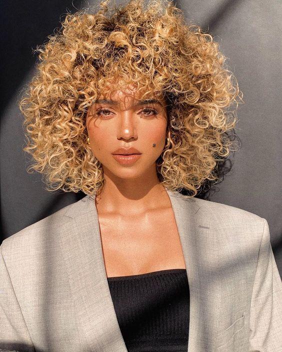 cabelo loiro como cuidar variedade de tons e inspiracoes 14 - Cabello rubio - Variedad de tonos, cómo cuidar e inspiraciones
