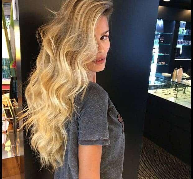 cabelo loiro como cuidar variedade de tons e inspiracoes 2 e1612959455261 - Cabello rubio - Variedad de tonos, cómo cuidar e inspiraciones