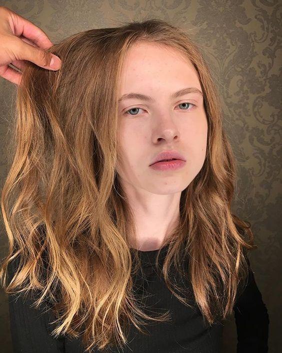 cabelo loiro como cuidar variedade de tons e inspiracoes 20 - Cabello rubio - Variedad de tonos, cómo cuidar e inspiraciones