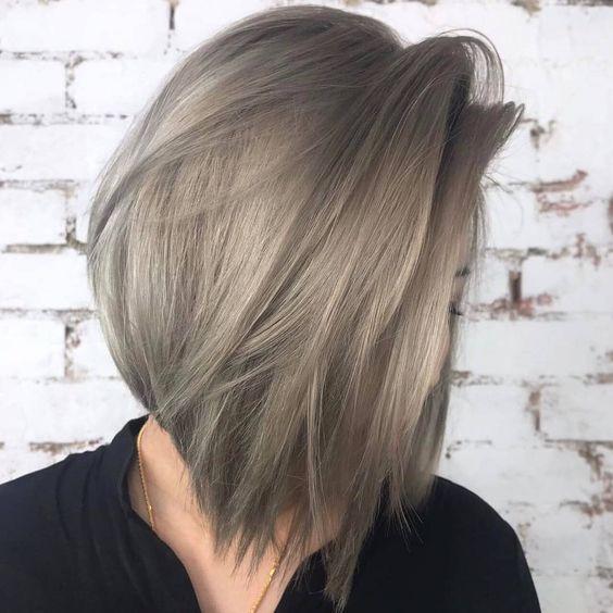 cabelo loiro como cuidar variedade de tons e inspiracoes 21 - Cabello rubio - Variedad de tonos, cómo cuidar e inspiraciones