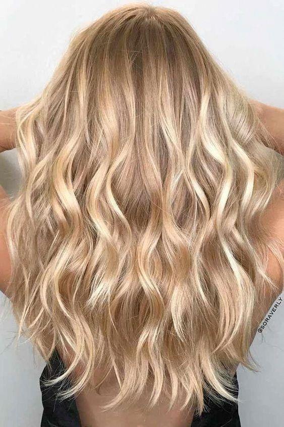 cabelo loiro como cuidar variedade de tons e inspiracoes 8 - Cabello rubio - Variedad de tonos, cómo cuidar e inspiraciones