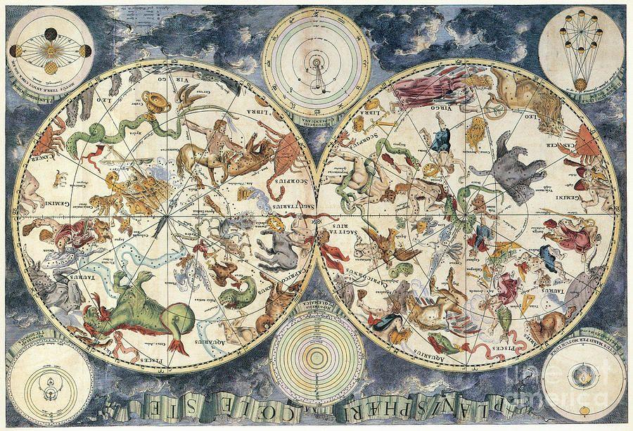 Casas no mapa astral — Características e significados de cada uma