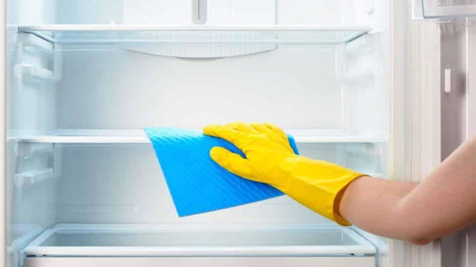 Como limpar geladeira- Dicas para deixar sua geladeira limpinha
