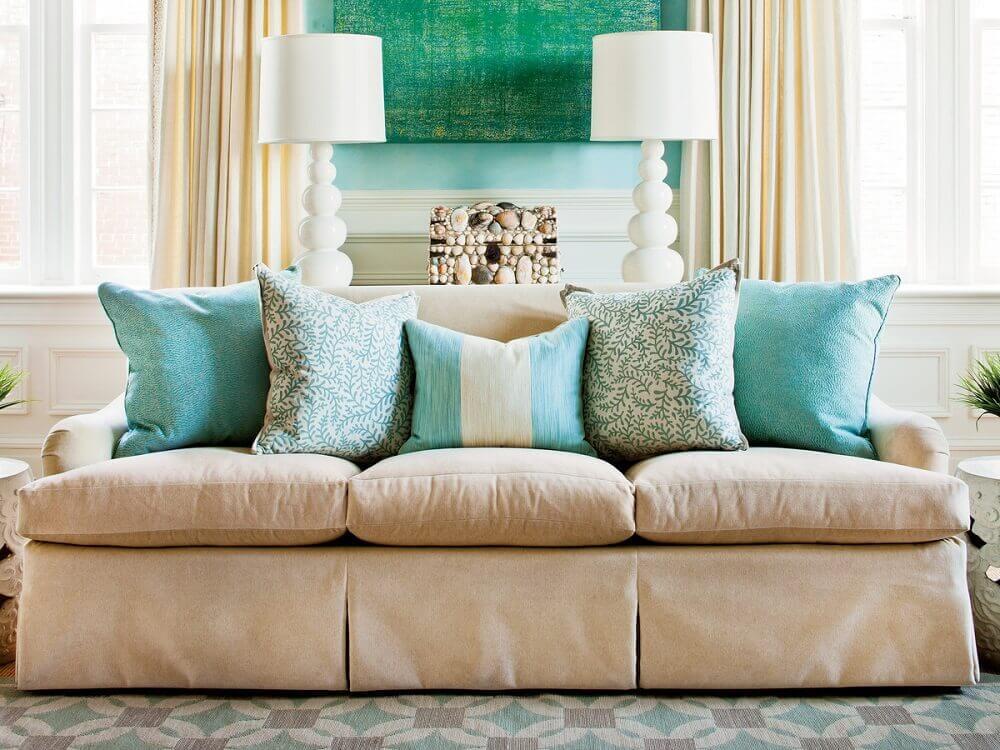 Decoração com almofadas – Dicas + 20 inspirações