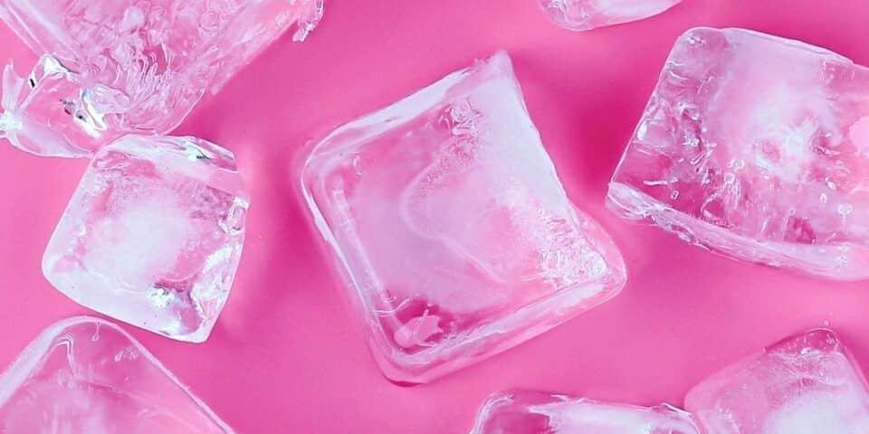 Gelo na pele – Para que serve, benefícios e como usar