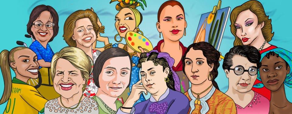 Mulheres brasileiras – 20 nomes importantes para a história do país