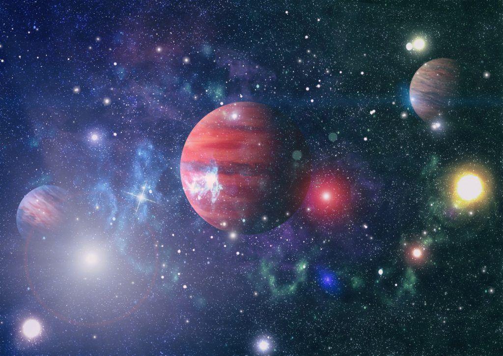 Planetas no mapa astral – Características de cada um e os signos