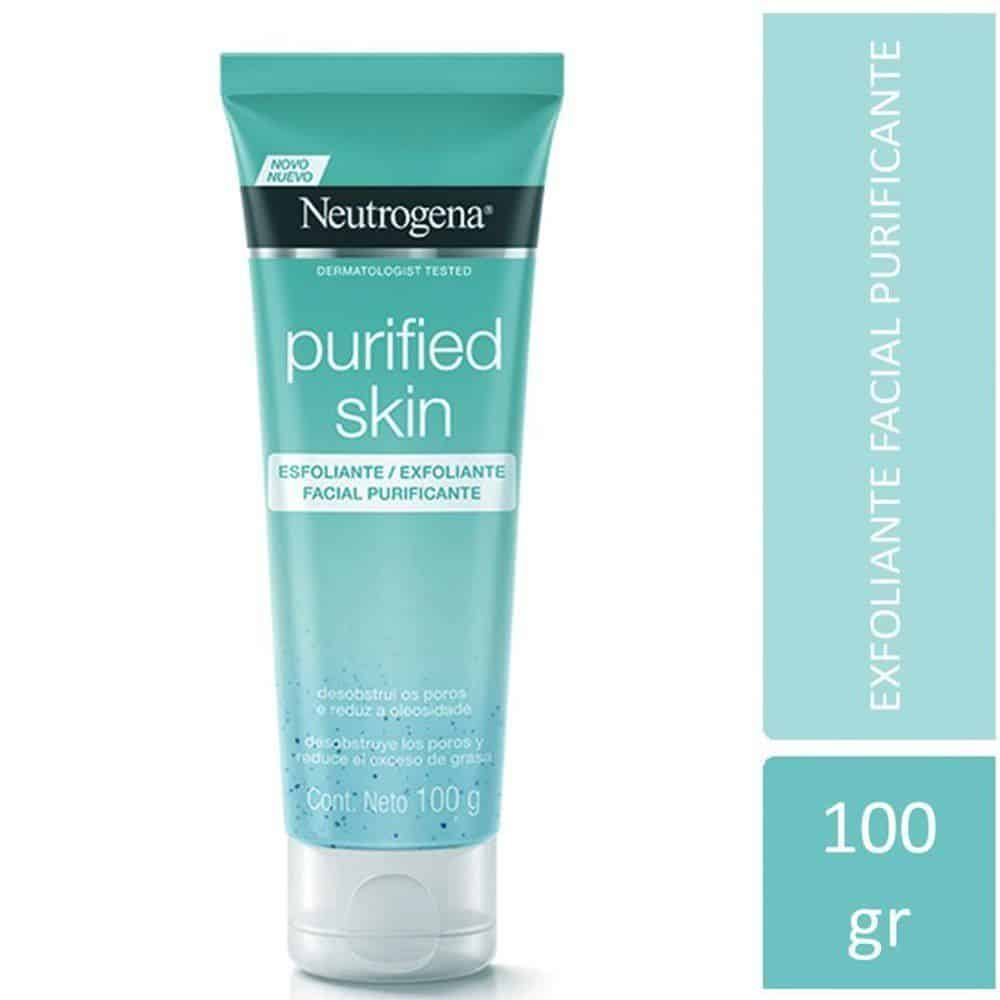 Esfoliante Facial Purified Skin, da Neutrogena