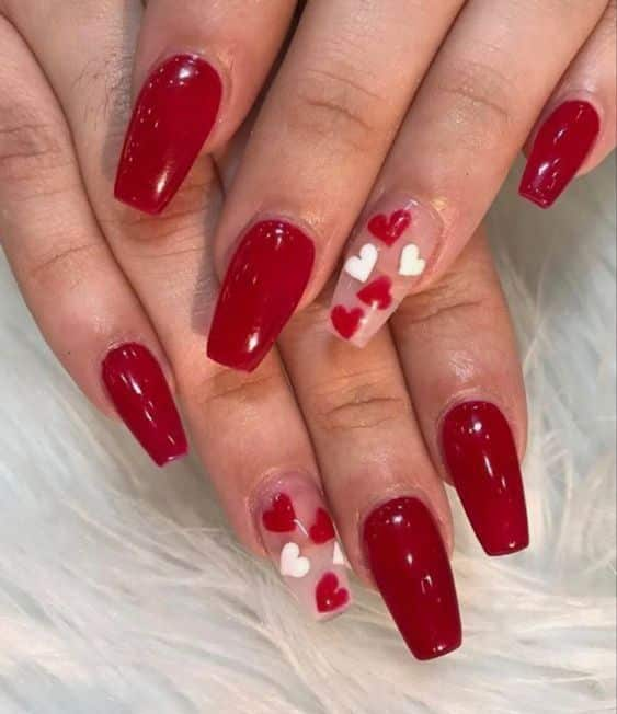 unhas vermelhas historia do esmalte vermelho 50 inspiracoes incriveis 1 - Uñas rojas - Historia del esmalte de uñas rojo + 50 inspiraciones increíbles