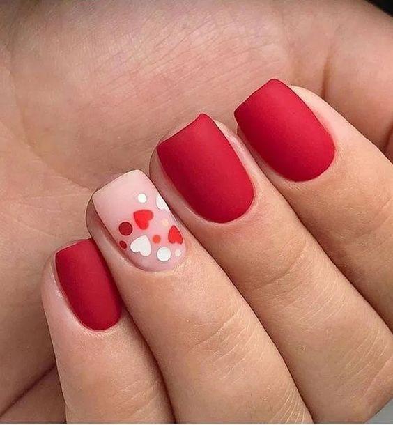 unhas vermelhas historia do esmalte vermelho 50 inspiracoes incriveis 2 - Uñas rojas - Historia del esmalte de uñas rojo + 50 inspiraciones increíbles