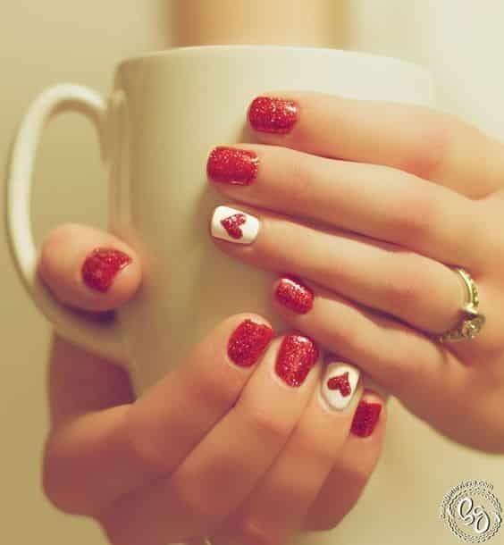 unhas vermelhas historia do esmalte vermelho 50 inspiracoes incriveis 3 - Uñas rojas - Historia del esmalte de uñas rojo + 50 inspiraciones increíbles
