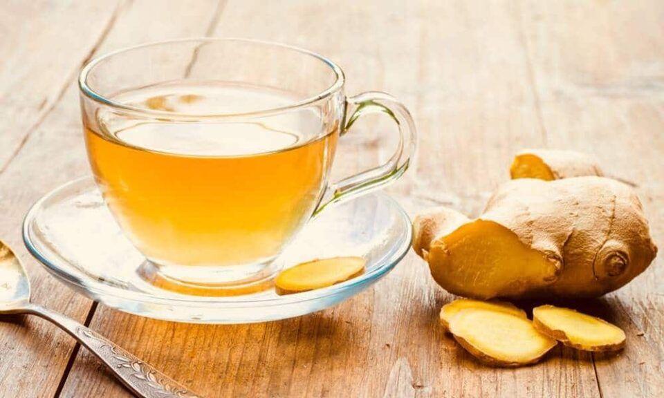 Benefícios do chá de gengibre – Poder medicinal e receita