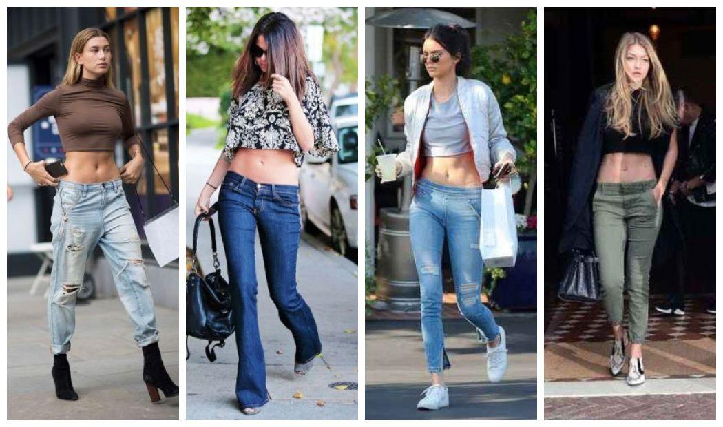Calça de cintura baixa - O retorno da peça polêmica + inspirações de look