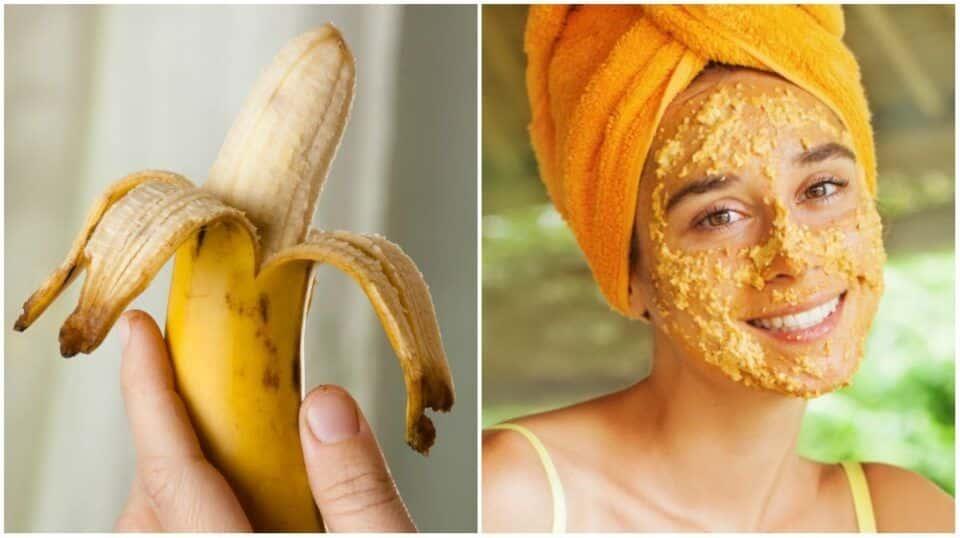 Esfoliante de banana, como fazer? Principais benefícios para pele
