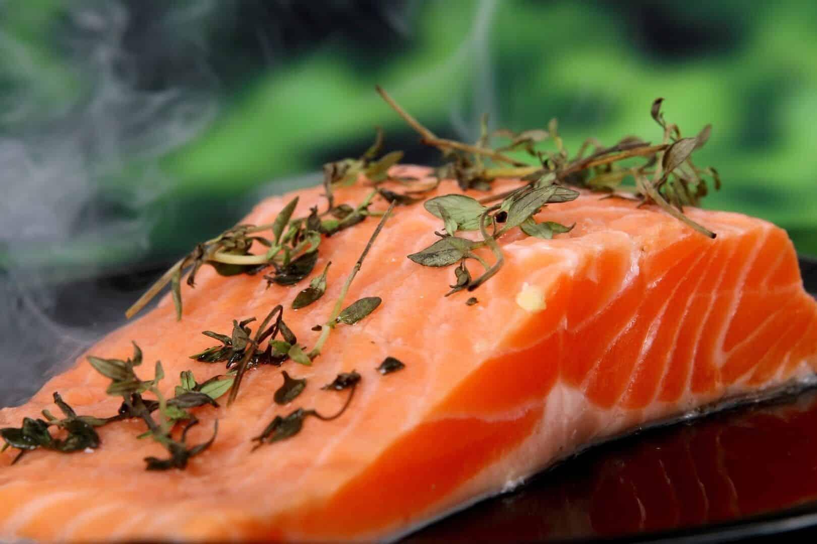 Gorduras boas peixes