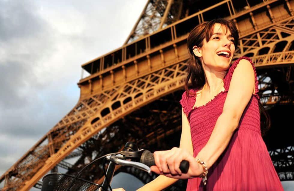 mulher francesa atividade fisica