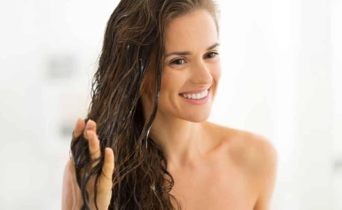 hidratação cabelo