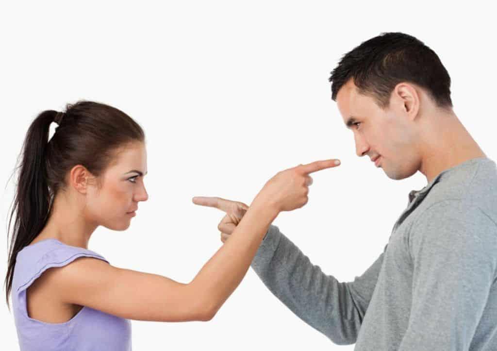 Problemas no casamento