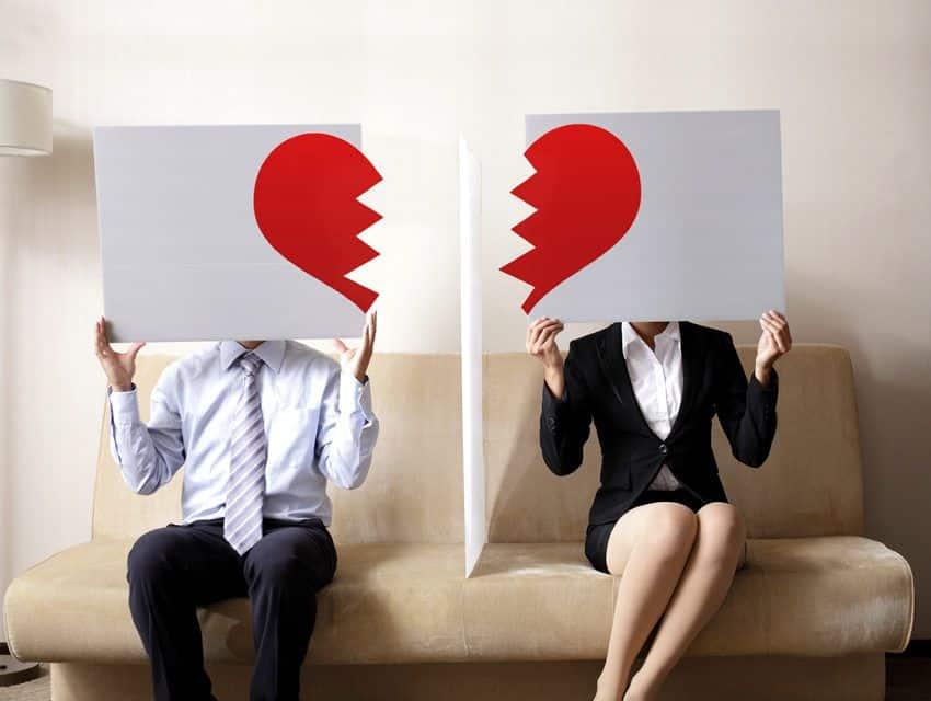 Problemas no casamento – Motivos mais comuns e soluções