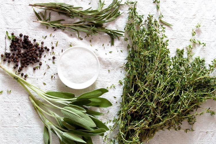 Ingredientes para ritual