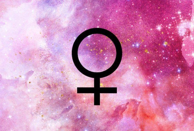 Vênus no mapa astral e como ela age em cada signo