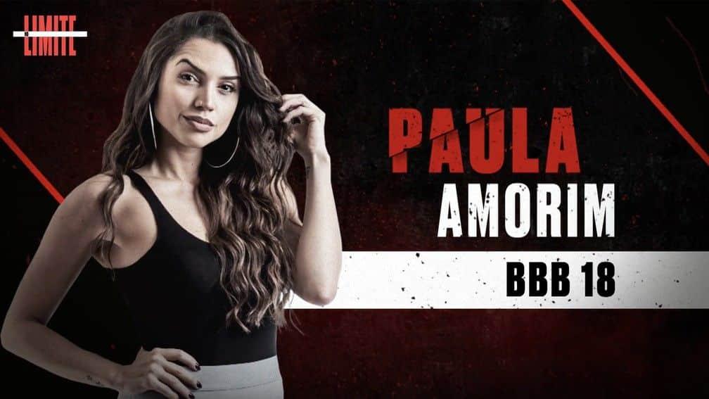 Paula Amorim, quem é? Biografia, vida pessoal e participação no BBB 18 e 'No Limite'