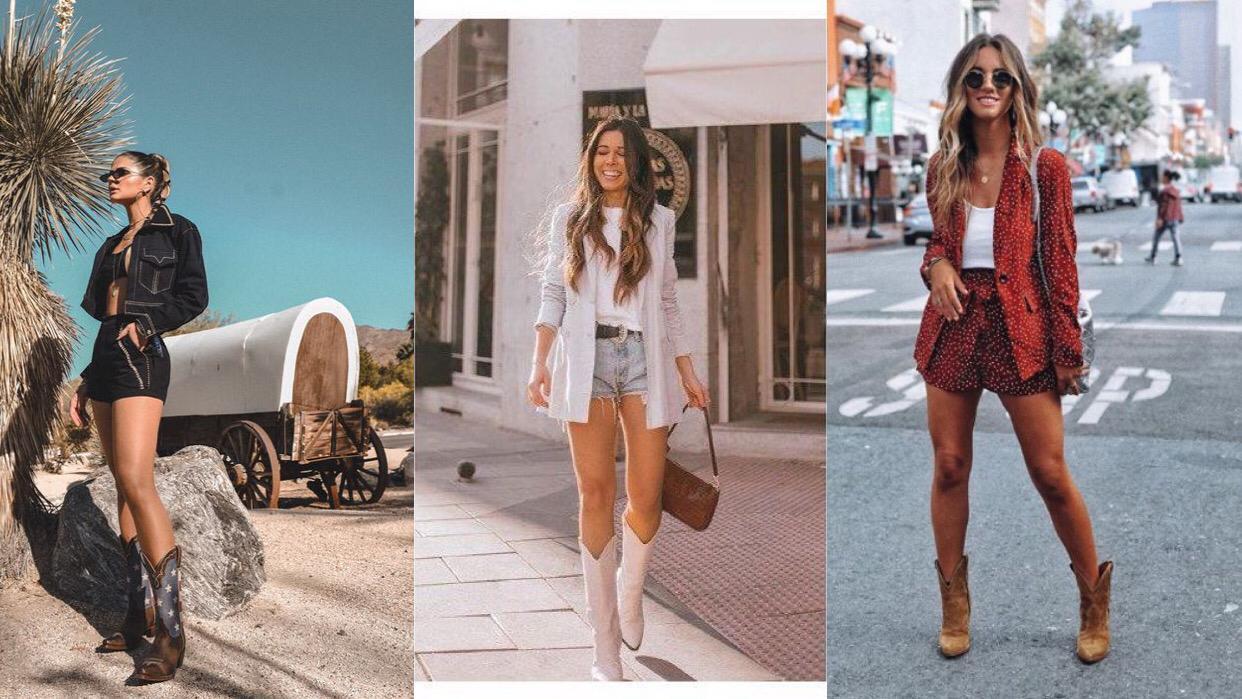 Bota Texana, como usar a nova tendência? Inspirações de looks para arrasar