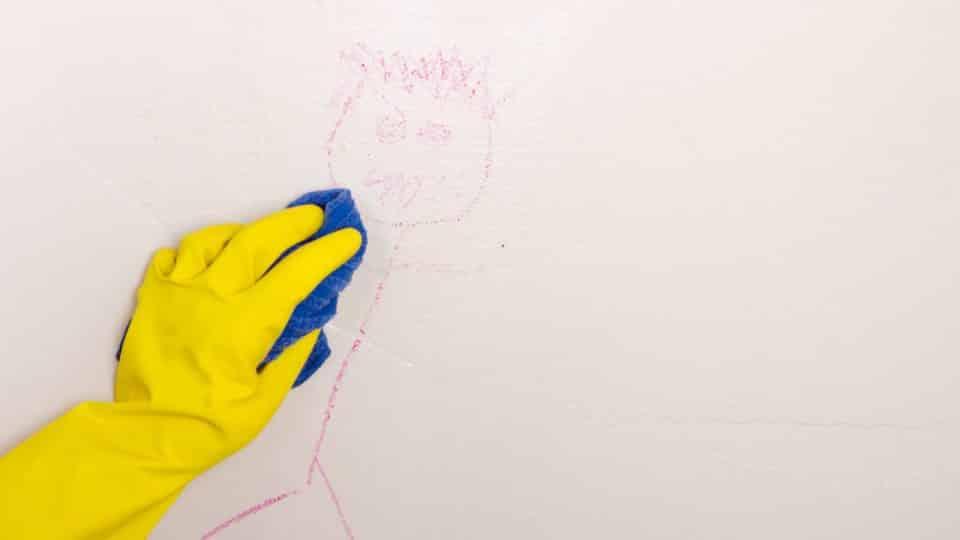 Como limpar parede – Dicas para eliminar sujeira e manchas da parede