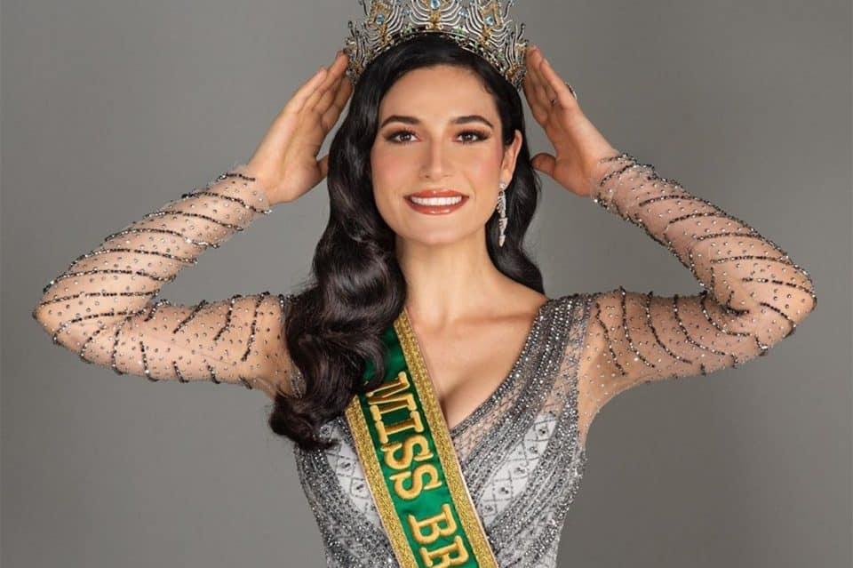 Julia Gama, quem é? Biografia e trajetória da Miss Brasil 2020