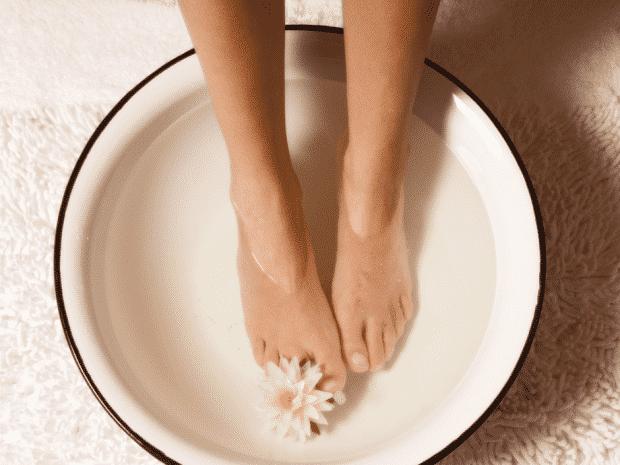Remédio caseiro para rachadura nos pés, saiba como fazer