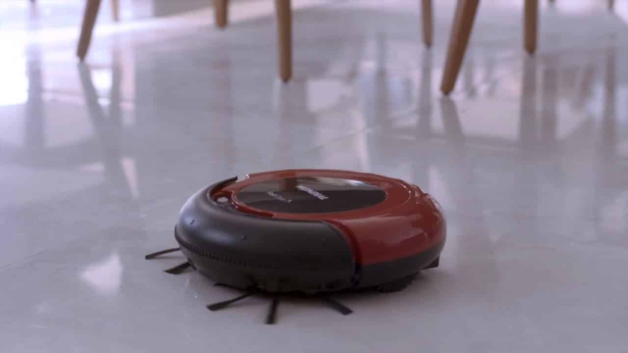 Robô aspirador de pó