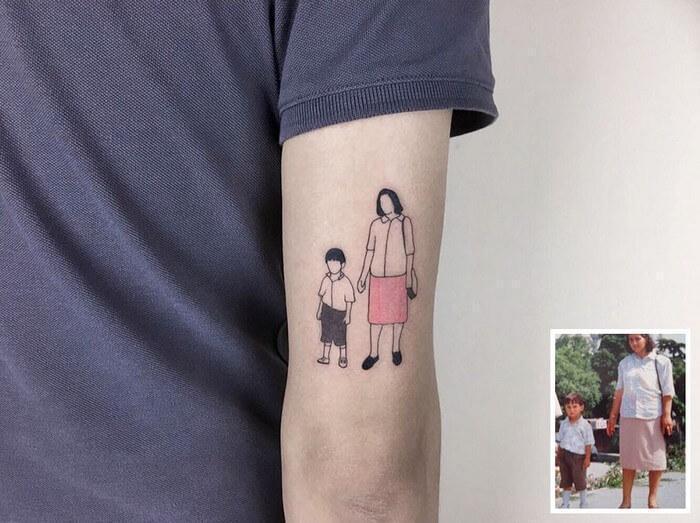 Tatuagens da moda - estilos, tendências e inspirações