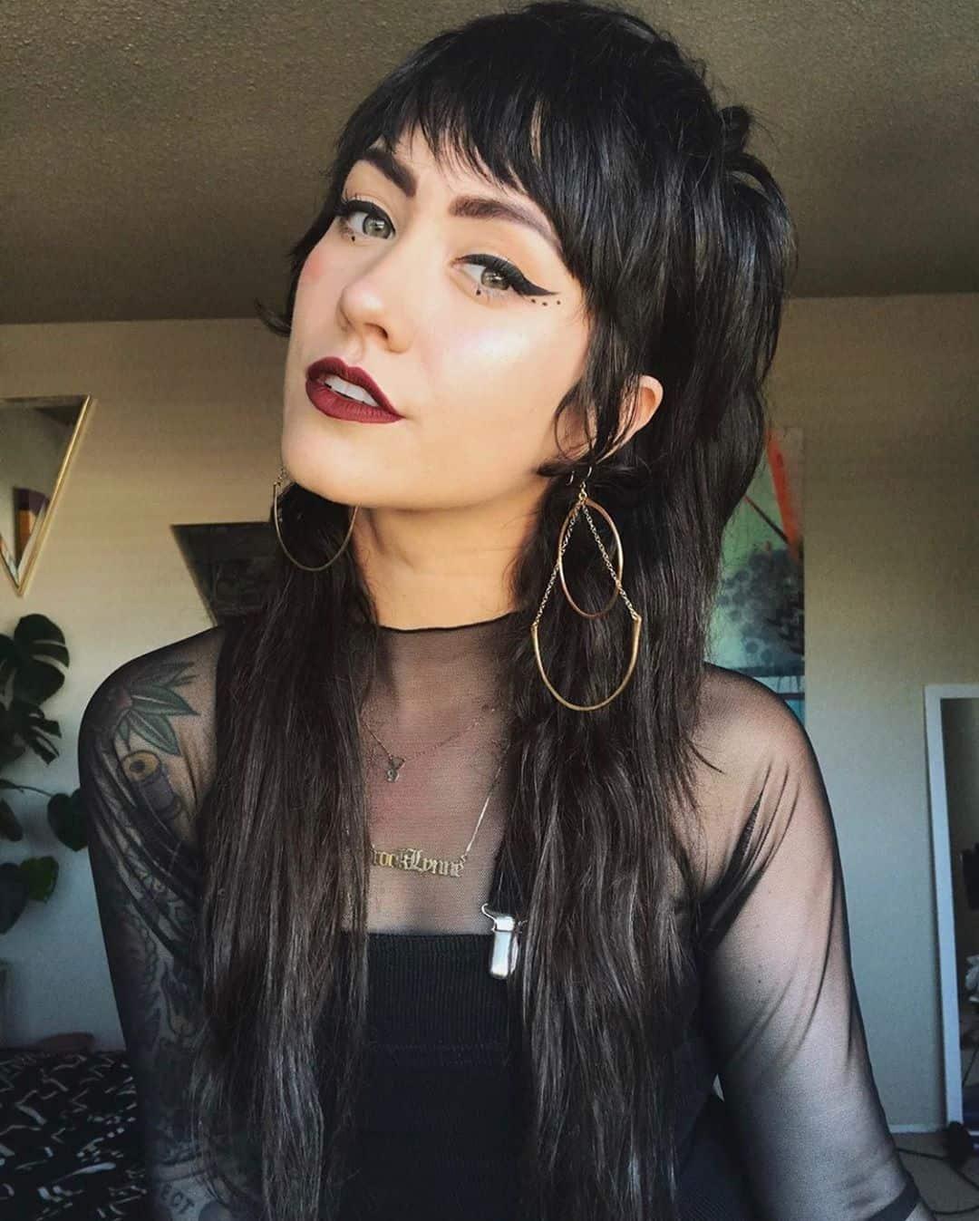 Mullets: conheça esse corte de cabelo que voltou em 2021