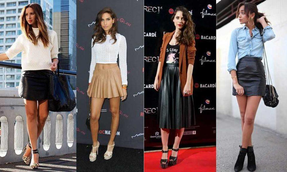 Saias da moda – Modelos e como combinar cada saia