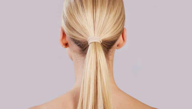 Amarrar o cabelo: erros comuns que devem ser evitados