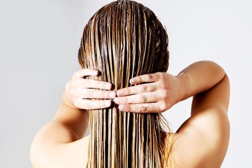 Amarrar o cabelo