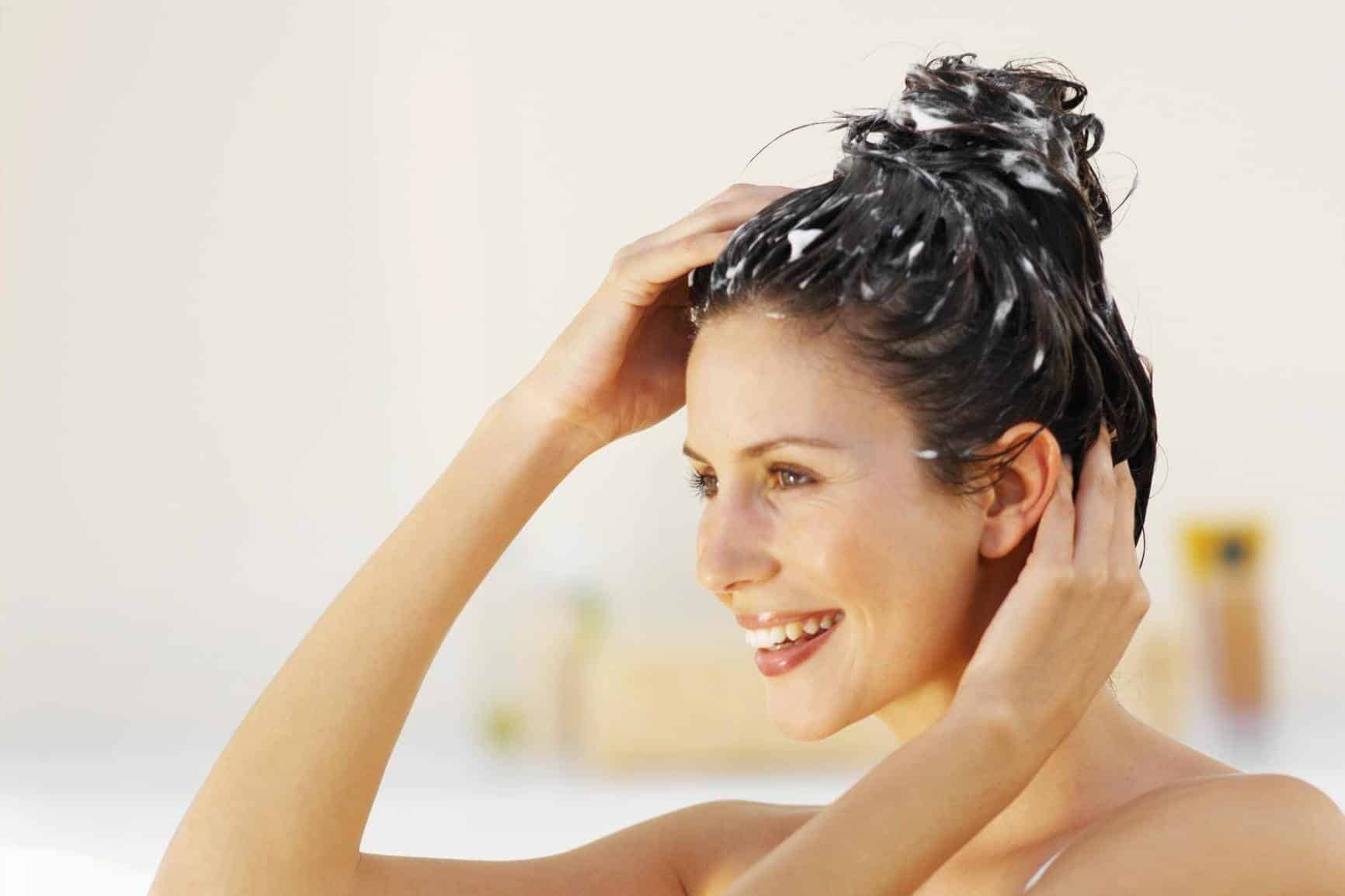 Como fazer pré-shampoo